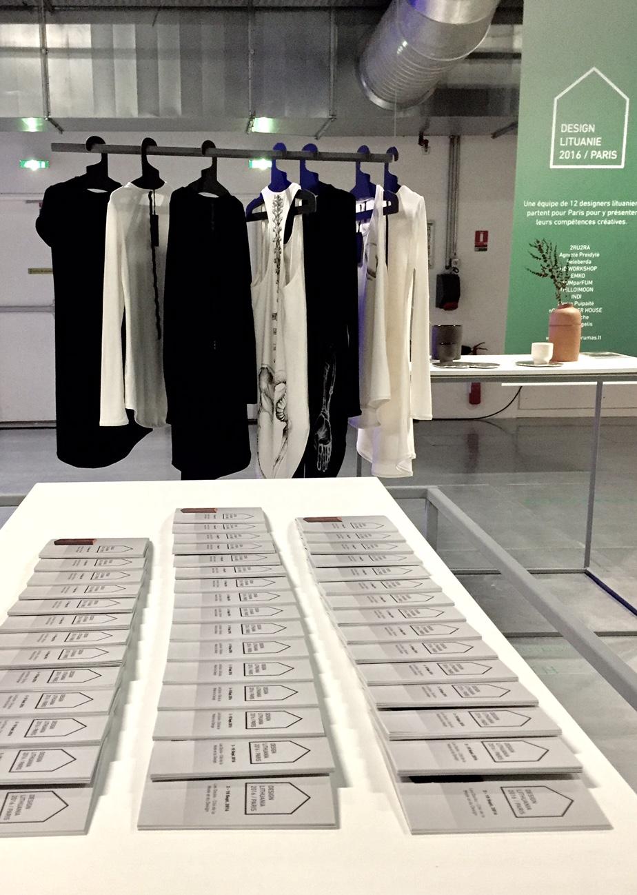 design lithuania at paris design week 2016 lietuvos. Black Bedroom Furniture Sets. Home Design Ideas