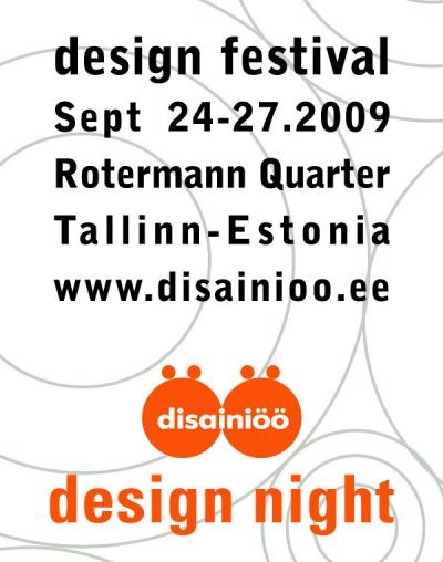 Arts & Lights ir Dizaino naktis Taline
