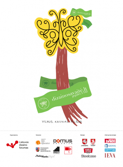 Dizaino savaitės 2012 programa