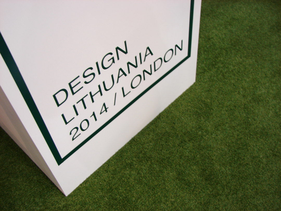 "DESIGN LITHUANIA 2014 | LONDON – the best of 21st-century design at ""100% Design"""