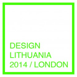 DESIGN LITHUANIA London logo
