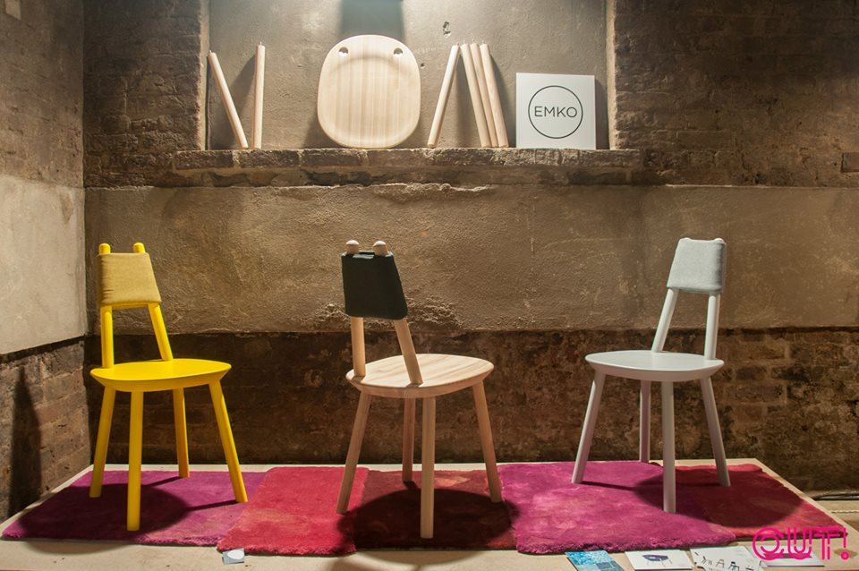 """DESIGN LITHUANIA 2015 / LONDON"": Lithuanian design presented in festival ""Clerkenwell Design Week"""
