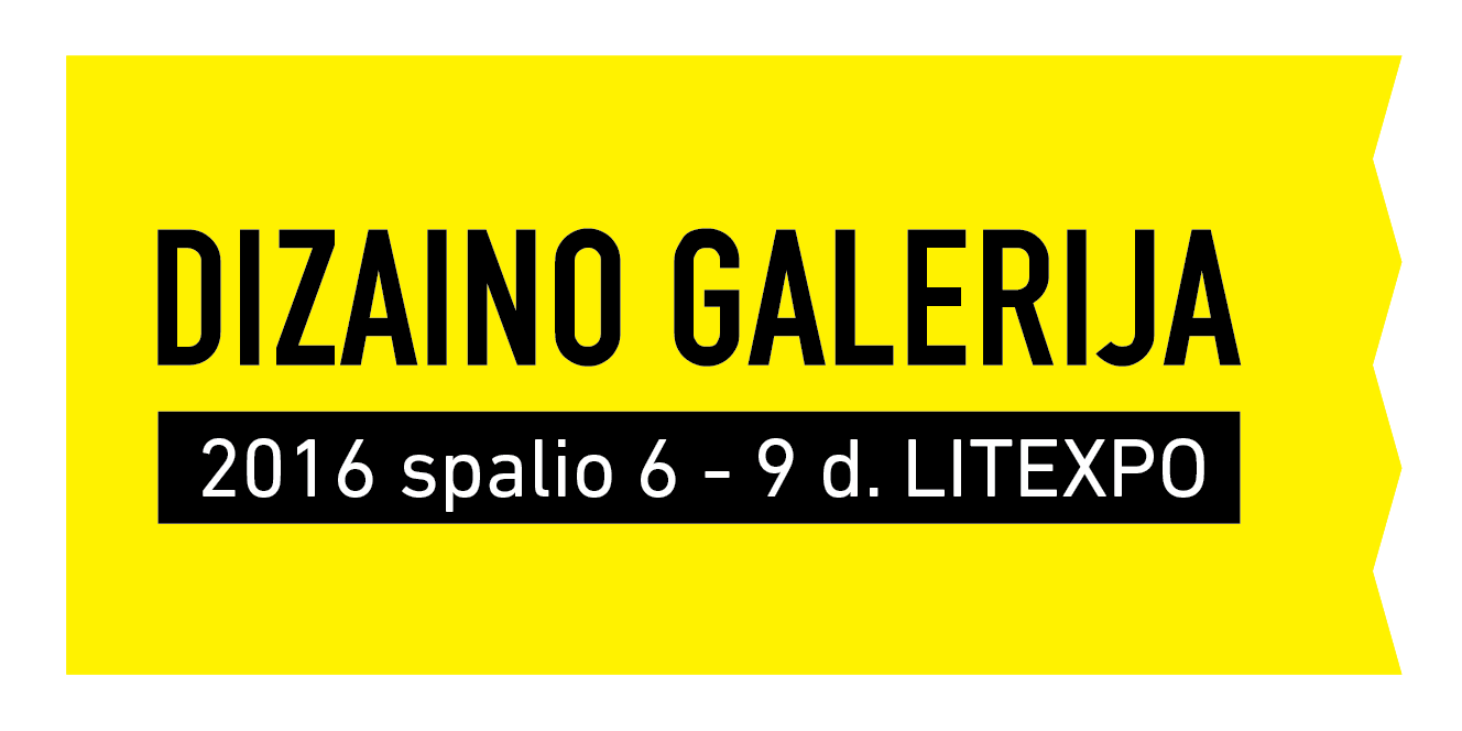 Dizaino galerija 2016