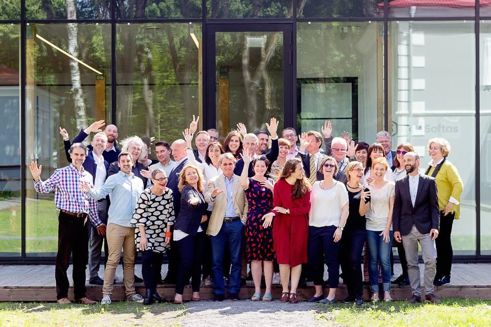 BEDA Europos dizaino forumas: Vilnius, 2017