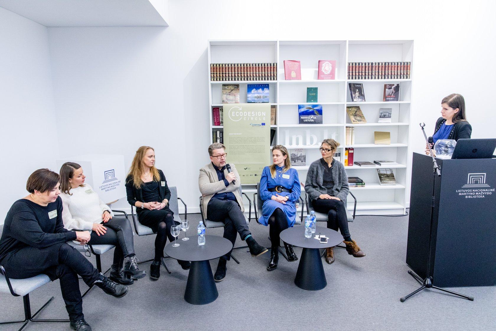 Eco Design Circle Vilnius