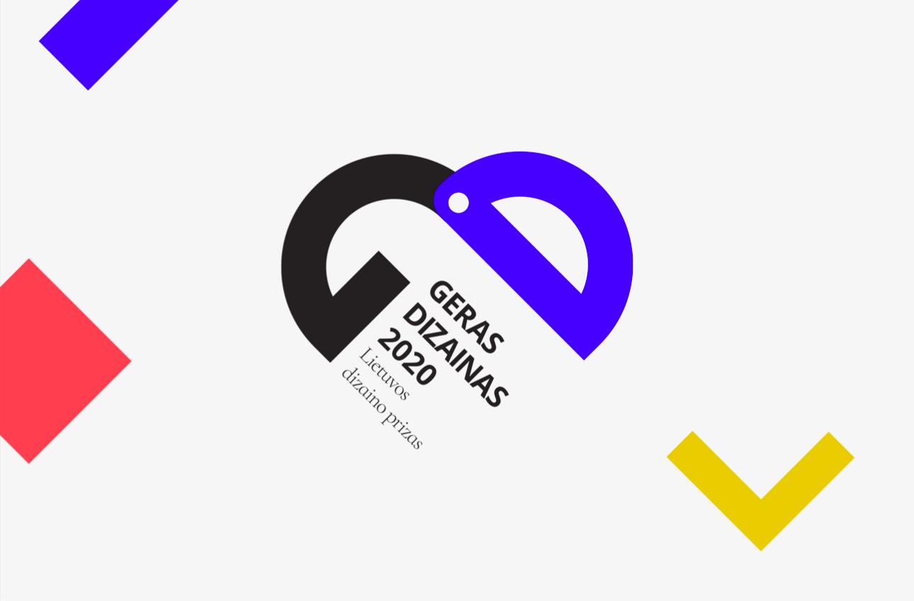 Nacionalinis konkursas GERAS DIZAINAS 2020 kviečia teikti dalyvių paraiškas