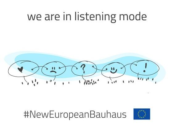 Kviečiame į informacines sesijas apie Naujojo Europinio Bauhauzo iniciatyvą