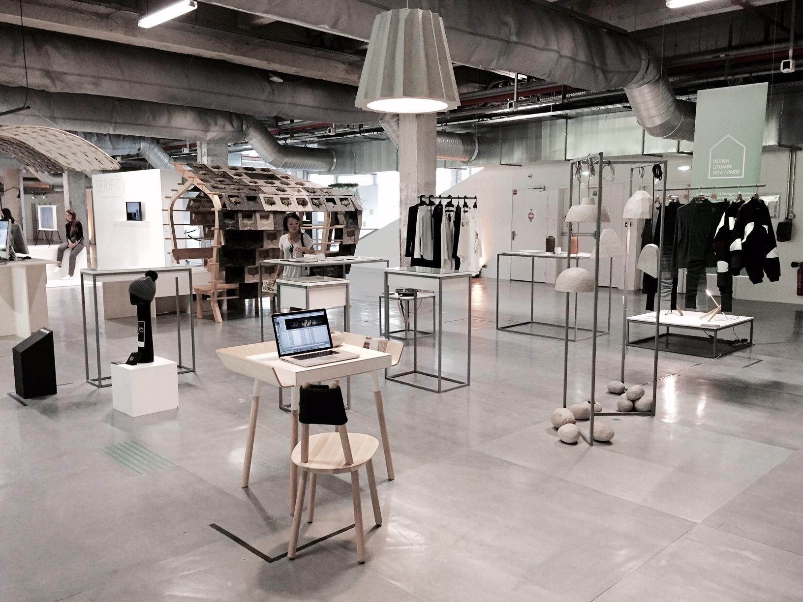 DESIGN LITHUANIA | Paris Design Week 2016