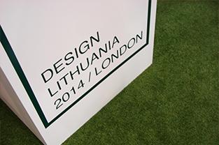 DESIGN LITHUANIA 2014 / London
