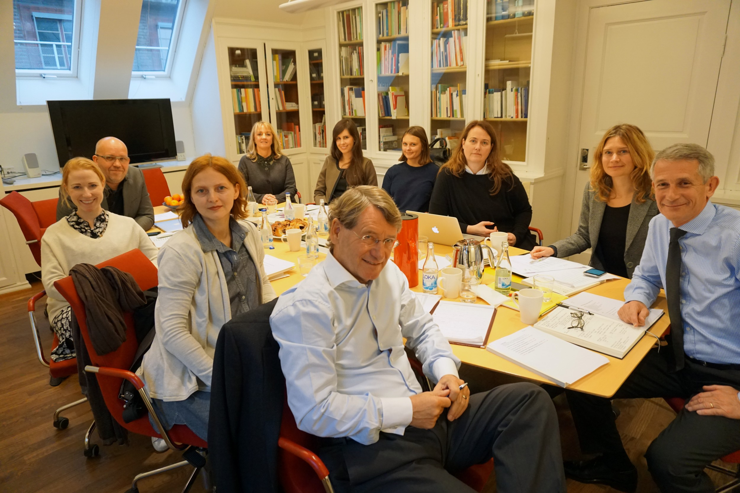 Third Nordic – Baltic design promotion & support organizations' meeting