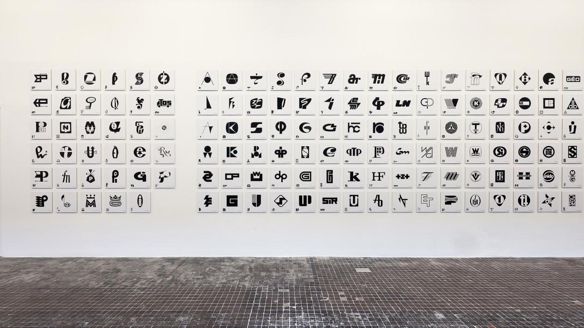 Antroji Lenkijos grafinių ženklų paroda 1945–1969 ir 2000–2015
