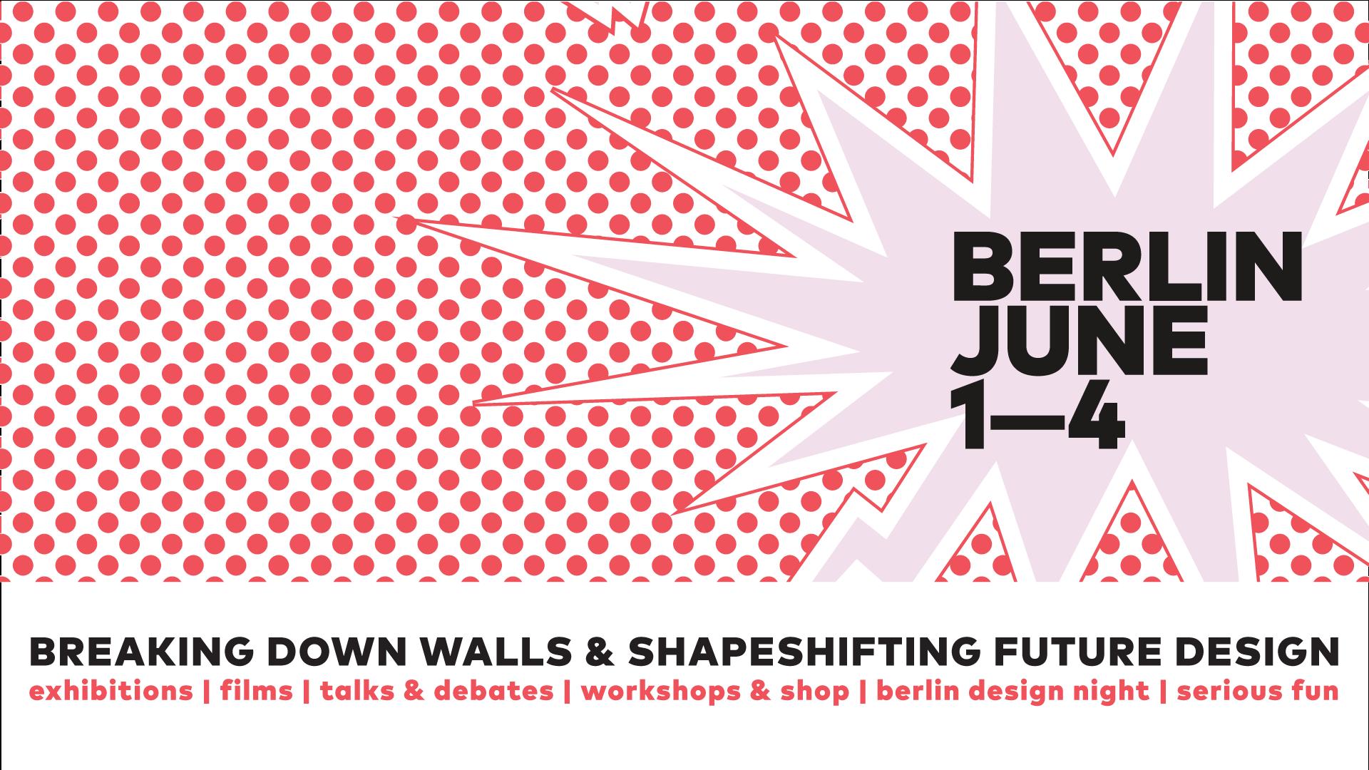 State of Design 2017   Berlin Design Week