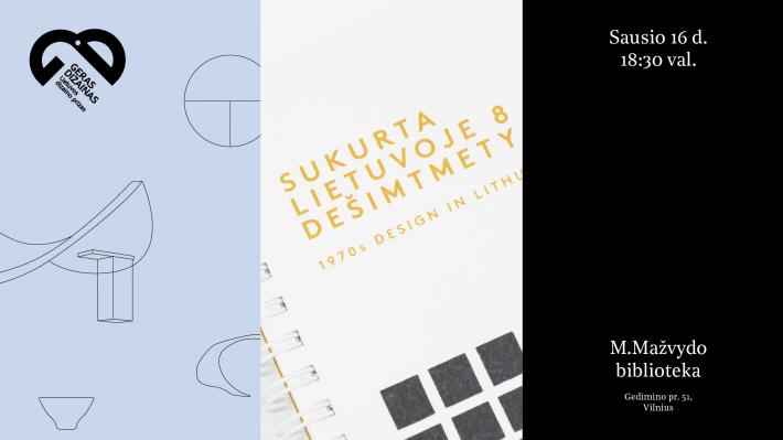 Geras dizainas + Dizaino fondas