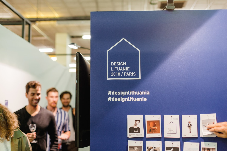 Lietuviškas dizainas pristatytas Paryžiaus dizaino savaitėje