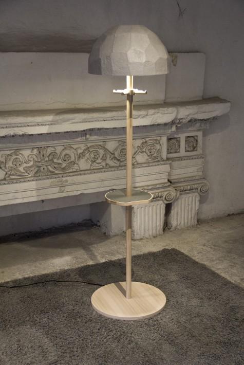 Poli floor lamp - Indi