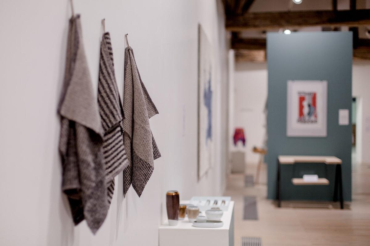 Design Lithuania Caen, Silvija Juozelskytė, rankų darbo rankšluosčiai