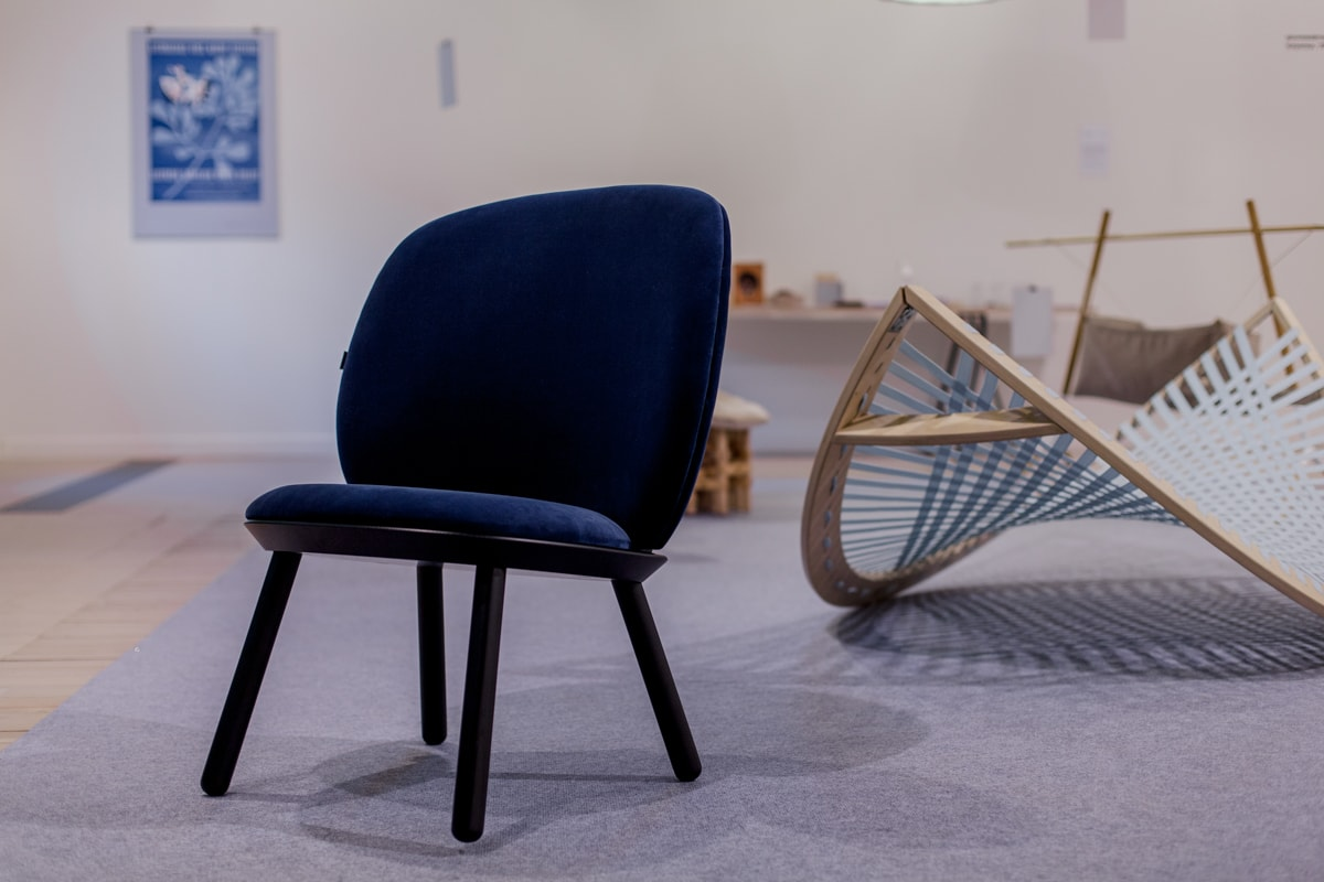 Design Lithuania Caen, EMKO Naive Low Chair