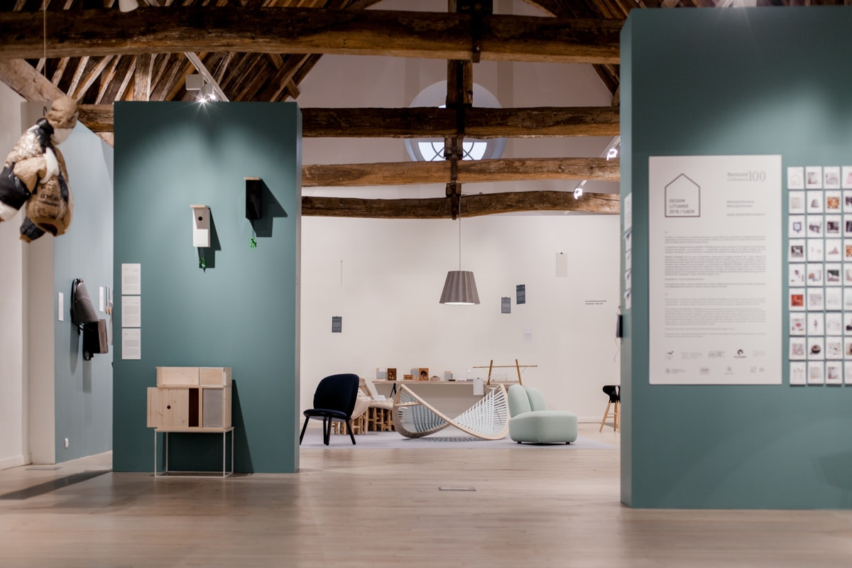 "DESIGN LITHUANIA exhibition comes back to Nordic countries festival ""Les Boreales"""