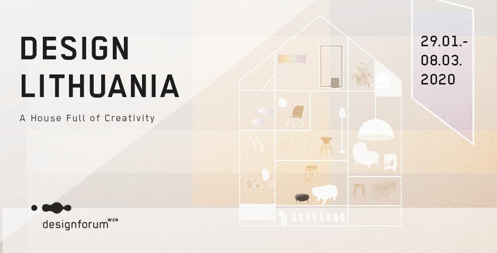 ",,A House Full of Creativity"" lietuviško dizaino paroda Vienoje"