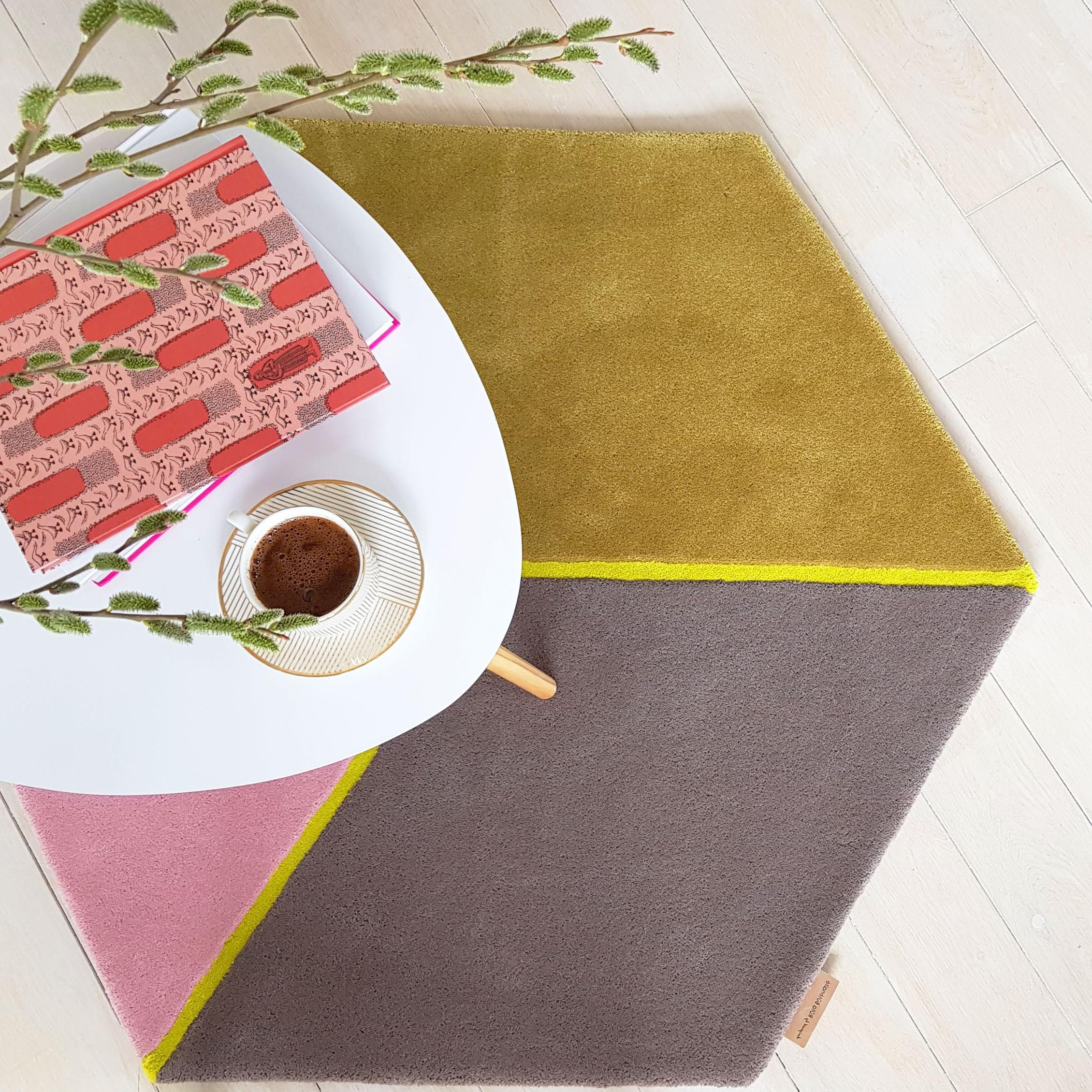 Rūta Butėnaitė, individualus kilimų dizainas