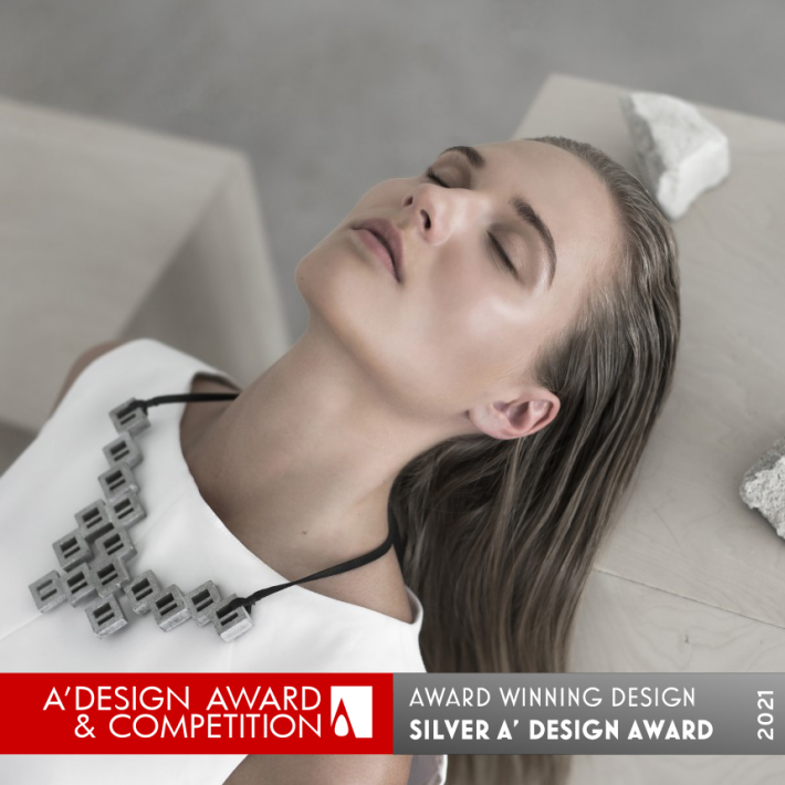 Celsius 273 Silver A' Design Award Winner Gerda Liudvinaviciute