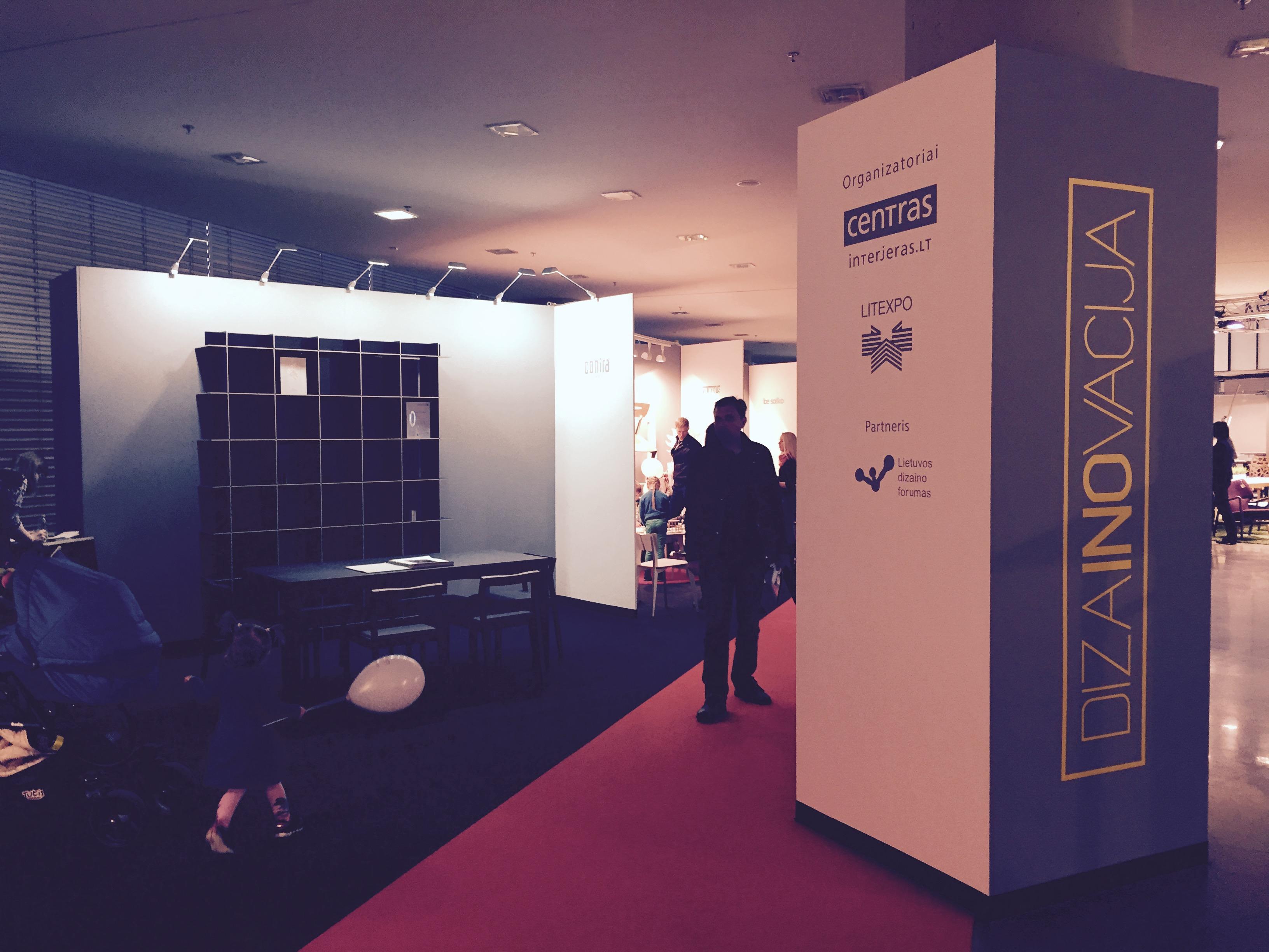 Exhibition FURNITURE. INTERIOR. DESIGN 2015
