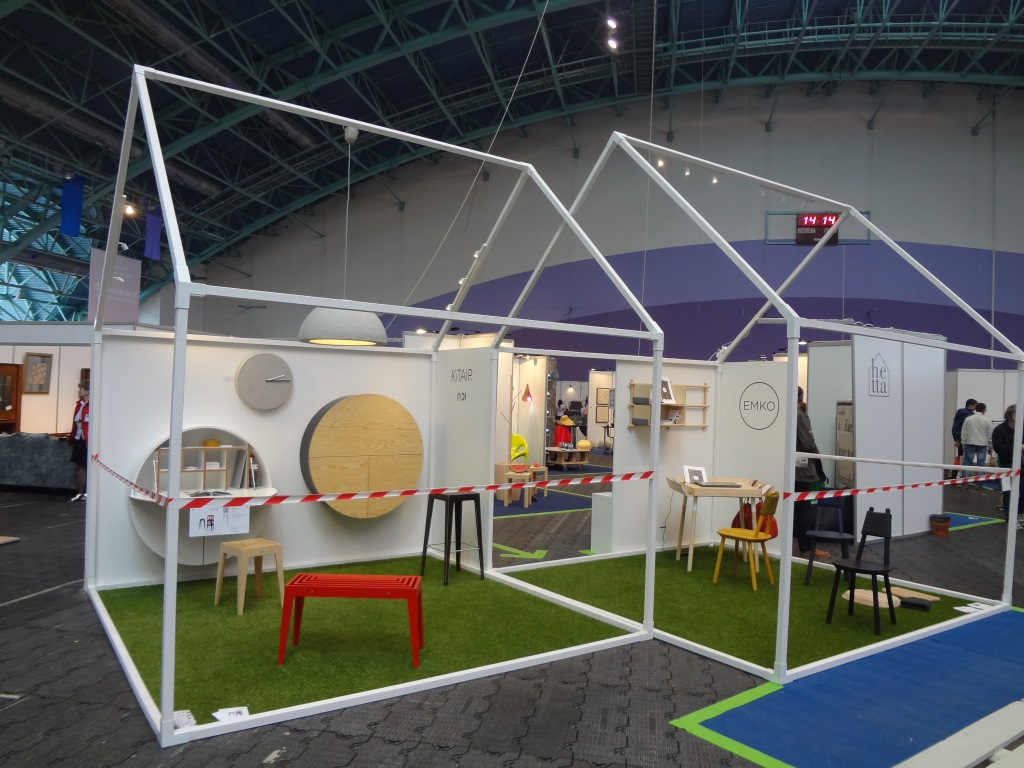 Exhibition in Minsk 2015